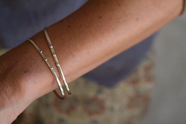 chic artisan bracelet