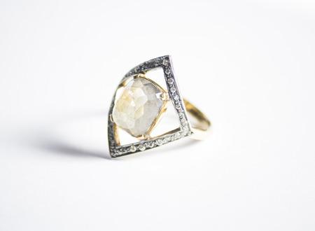 rhomb sapphires ring GRID
