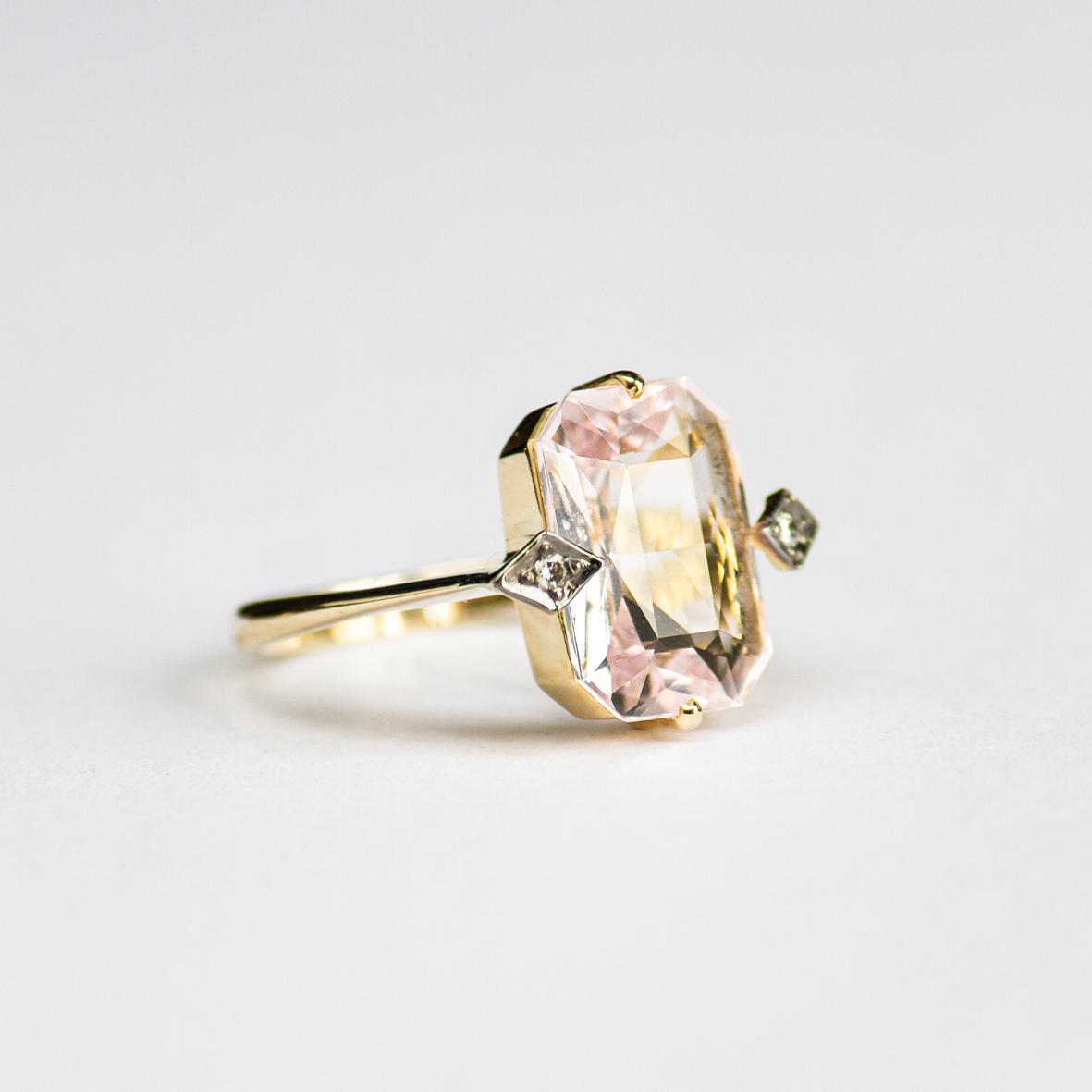2. OONA_gems of ceylon_principal_morganite ring