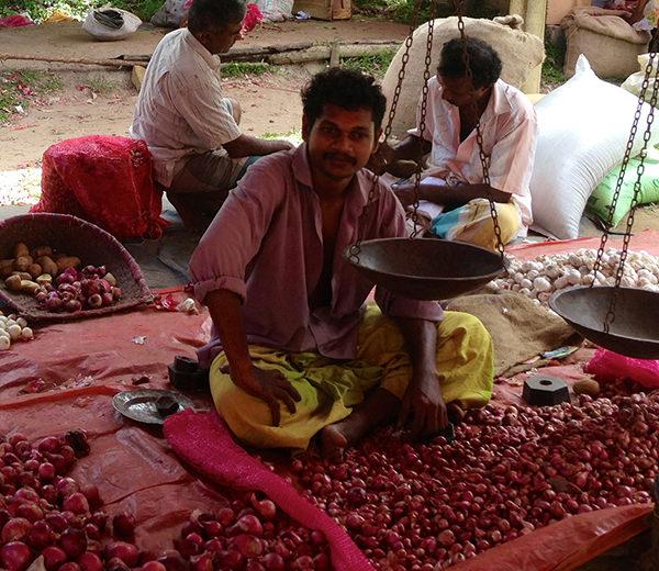 red artisan jewellery