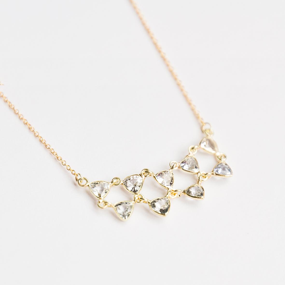 4. OONA_philo_principal_sapphire triangles net necklace