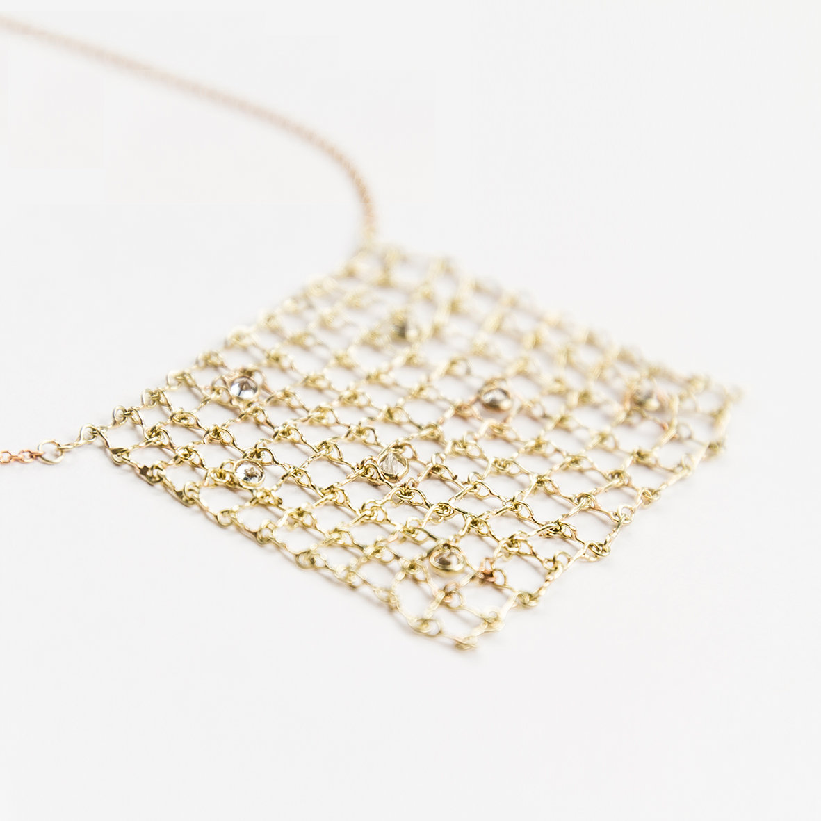 2. OONA_philo_principal_sapphire square net necklace