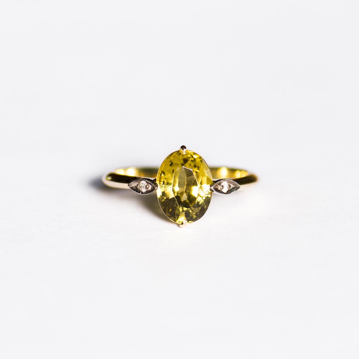5. OONA_gems of ceylon_principal_sinhalite ring