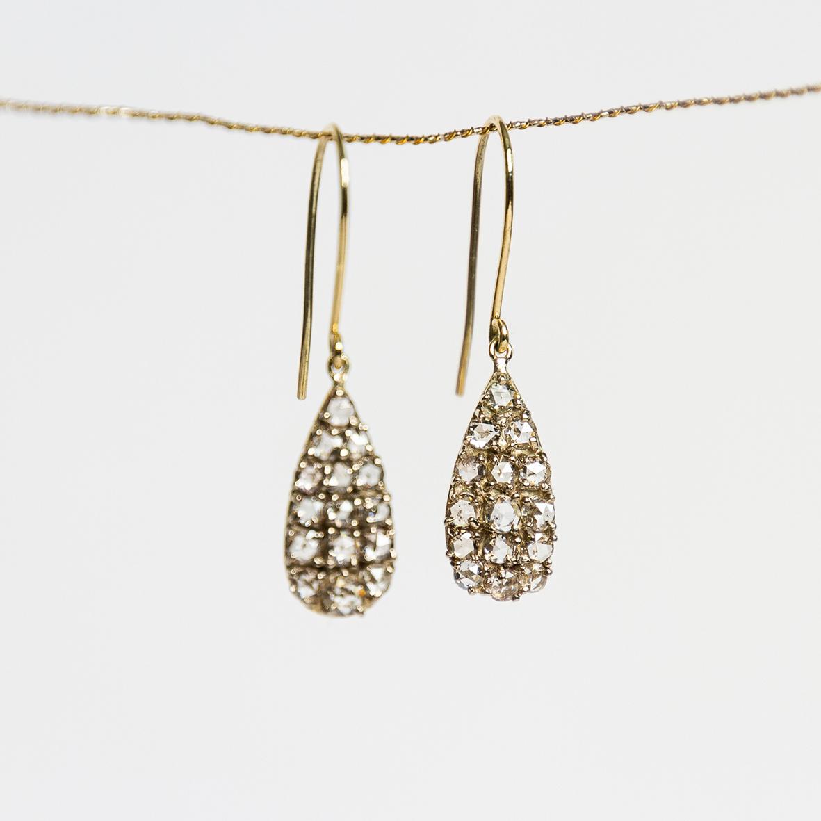 5. OONA_lotus_ficha1_drop rose-cut diamond earrings